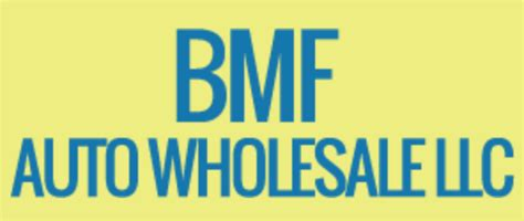bmf auto wholesale llc sanford fl read consumer