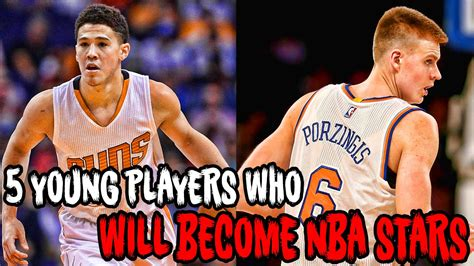 5 Young Players Who Will BECOME NBA STARS! - YouTube