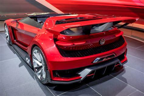 Vw Gti Concept Car Ilovehatephotography