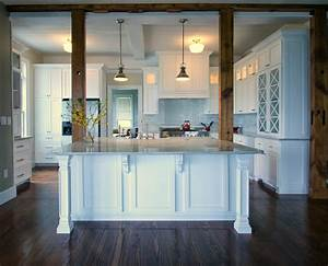 Farm House Renovation with Hand-Crafted Cabinets Walker