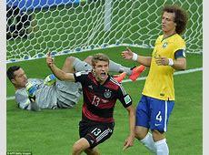 Brazil fans boo off their fallen heroes after 71 defeat