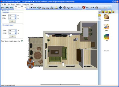 3d Home Design Software List by Ashoo Home Designer