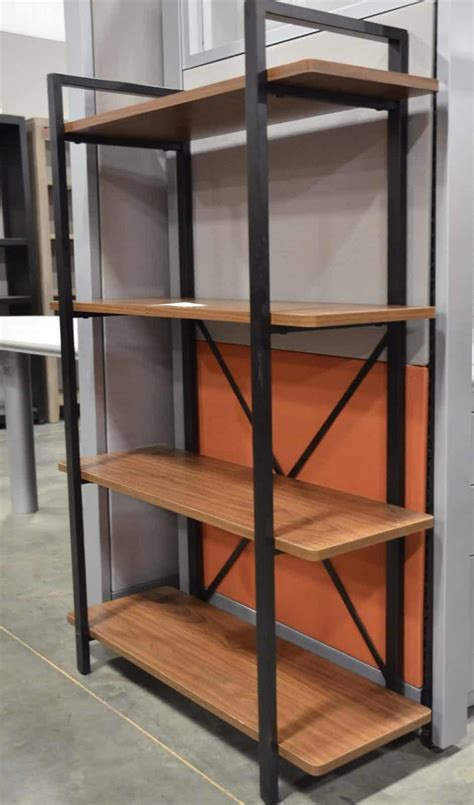 Industrial Style Bookcase by Industrial Style Bookcase Office Barn