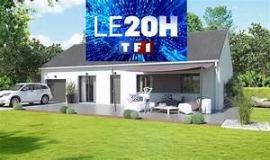 Maison À Construire Pas Cher : maison pas cher au 20h de tf1 incroyable construire sa maison pas cher constructeur low ~ Farleysfitness.com Idées de Décoration