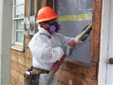 osha  epa certified lead paint removal abatement  nyc