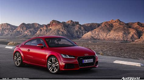More Performance For The Compact Sports Car New Audi