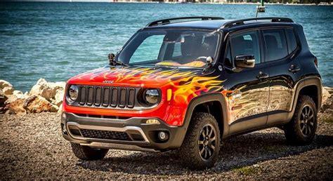 jeep renegade tuning jeep renegade mit neuer lackierung und h 246 herlegung