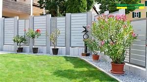Gartenzaun Sichtschutz Ideen : alu sichtschutz dornstadt kaupp balkone ~ Frokenaadalensverden.com Haus und Dekorationen