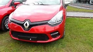 Clio Rouge : clio 4 gt tce 120 edc rouge flamme youtube ~ Gottalentnigeria.com Avis de Voitures