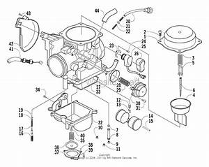 Carburetor Venting - Arcticchat Com