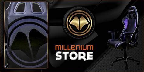 siege millenium chaise gamer millenium le des geeks et des gamers