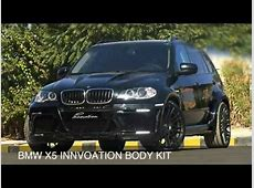 BMW X5 from innovation body kit YouTube