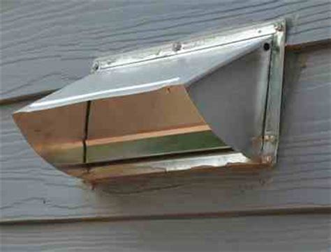 Kitchen Exhaust Fan Vent Outside Termination by Inspecting The Kitchen Exhaust Internachi