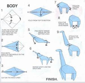 Origami Deer Instructions 2  Maybe Similar To The Cow