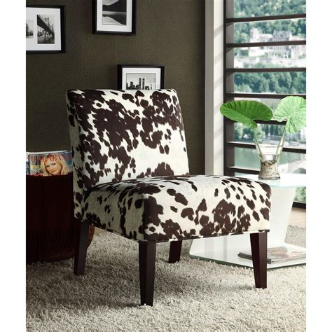Cowhide Chairs by Homesullivan Cowhide Accent Chair 40468f23s 3a The Home