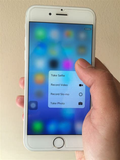 how to enable disable 3d touch iphone 6s and 6s plus 3d touch sensitivity