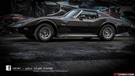 corvette stingray c3 official 1976 chevrolet corvette stingray c3 by vilner