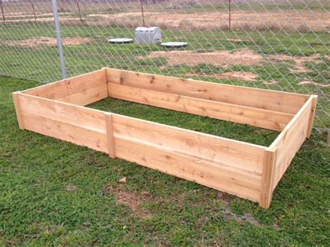 raised bed planters designs 1000 images about homemade garden box quot quot on pinterest