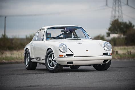 EB unveils Porsche 911R 50th Anniversary Celebration ...