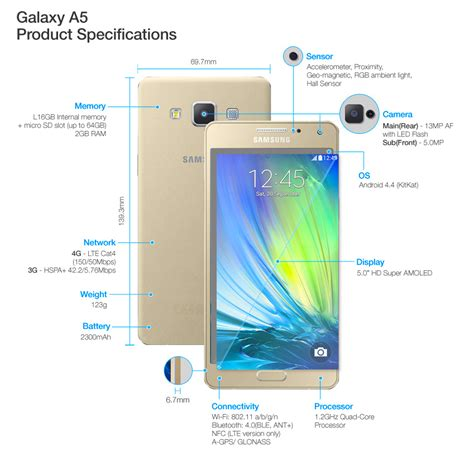 soft samsung galaxy a3 samsung announces galaxy a5 and a3 with all metal bodies