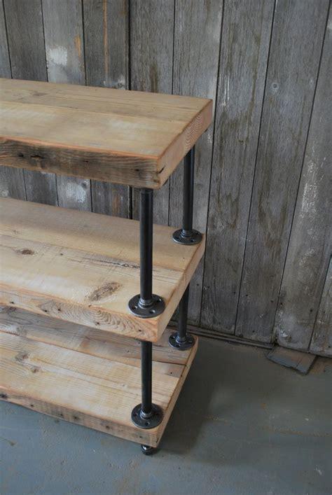ideas  reclaimed wood shelves  pinterest