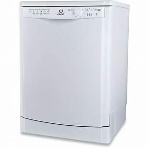 Taille Standard Lave Vaisselle : lave vaisselle indesit standard 60cm couleur blanche dfg 26b16 fr ~ Melissatoandfro.com Idées de Décoration