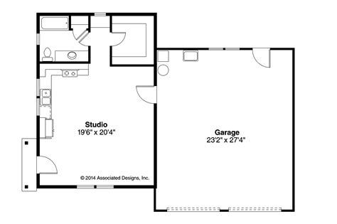 garage floorplans 25 more 3 bedroom 3d floor plans architecture design 11