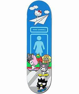 Hello Kitty Decke : girl x hello sanrio carroll skateboard deck ~ Sanjose-hotels-ca.com Haus und Dekorationen