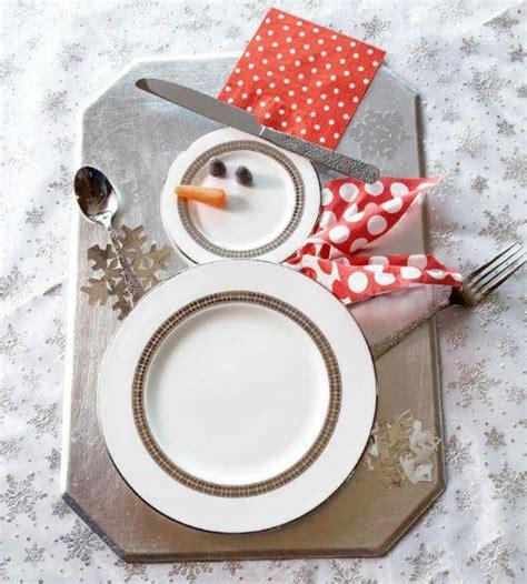 tischdeko weihnachten basteln tischdeko zu weihnachten 100 fantastische ideen