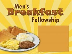 Men's Breakfast Fellowship | Ministry127