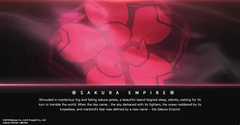 azur lane official  twitter camp introduction sakura
