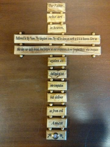lords prayer cross ucc resources