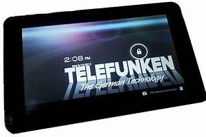 Telefunken Accm700 Tablet(7 Inch, 4 GB, WiFi, Black) price ...