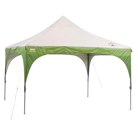 coleman 12x12 canopy coleman 2000024115 12 x 12 foot portable instant sun