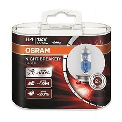 osram breaker laser h4 osram breaker laser h4 bulbs from direct car parts