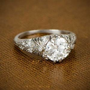 edwardian engagement ring circa 1910 With 1910 wedding rings