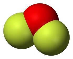 3D Oxygen Molecule