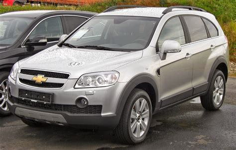 Chevrolet Captiva by 2014 Chevrolet Captiva Car Pictures 2017 2018 Cars News