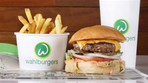 wahlburgers tampa menu burgers beef ground zeroing st fries sauces burger petersburg onion rings freshly selections served chef include inspired