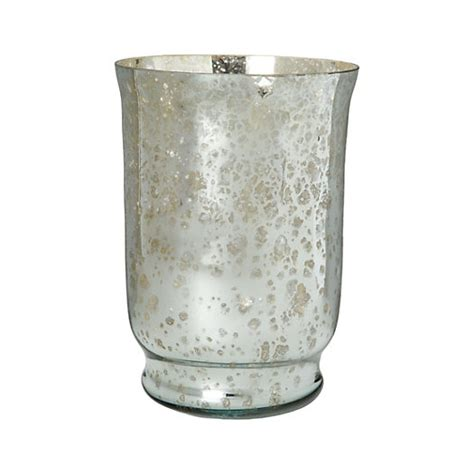 mercury glass l base mercury glass hurricane
