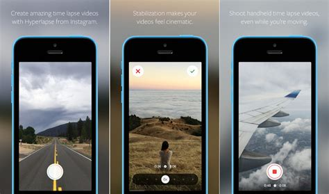 iphone time lapse instagram launches hyperlapse app for iphone and to