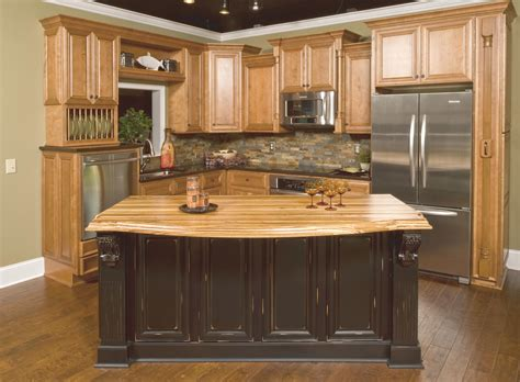 kitchen cabinets and islands vintage onyx distressed finish kitchen cabinets