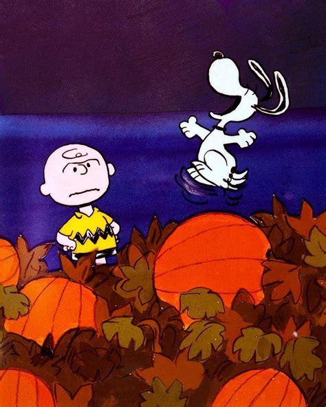 Great Pumpkin Charlie Brown Wallpapers  Wallpaper Cave