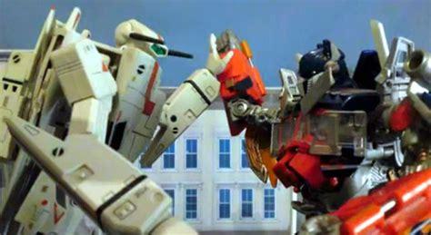 Macross Vs Transformers Motion