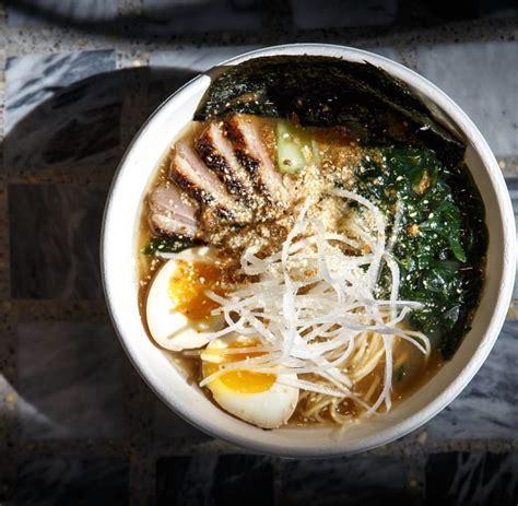 hiro ramen levontin   japanese ramen soup restaurant