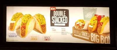 layered taco combinations double stacked tacos