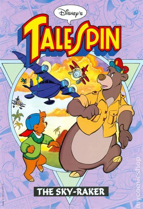 cartoon tales talespin  comic books