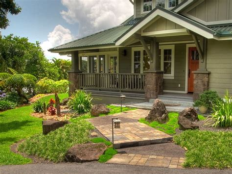 Craftsman Garden Bungalow