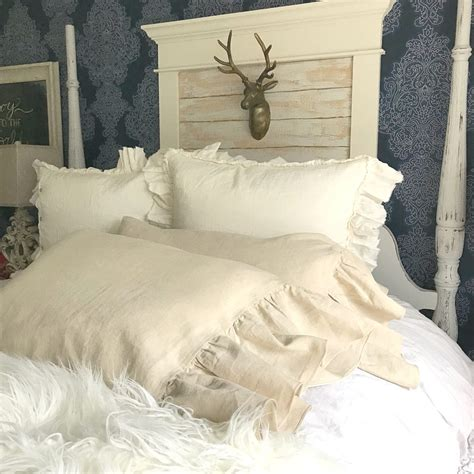 shabby chic neutrals bedding my neutral shabby chic farmhouse hallstrom home