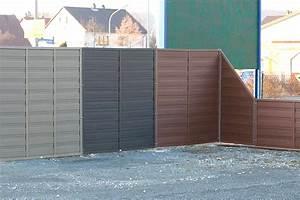Sichtschutzelemente Aus Holz : sichtschutz aus wpc selber bauen uw48 hitoiro ~ Sanjose-hotels-ca.com Haus und Dekorationen